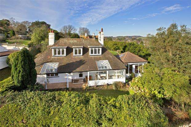 4 Bedrooms Detached House for sale in Northview Road, Budleigh Salterton, Devon