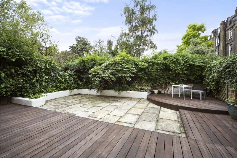 2 Bedrooms Ground Flat for sale in Mornington Street, London, NW1