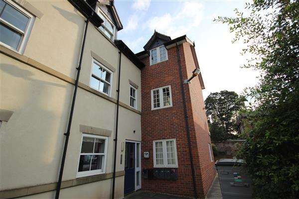 2 Bedrooms Apartment Flat for sale in Tudor Court, Moody Lane, Congleton
