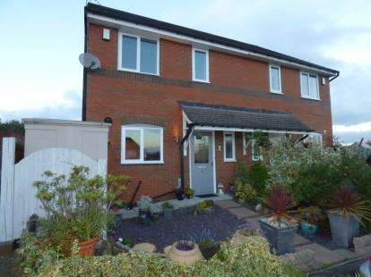 3 Bedrooms House for sale in Vron Close, Brymbo, Wrexham, Wrecsam, LL11