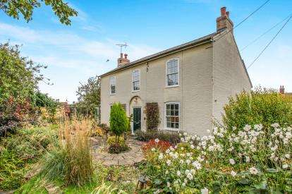 5 Bedrooms Detached House for sale in Great Eversden, Cambridge, Cambridgeshire