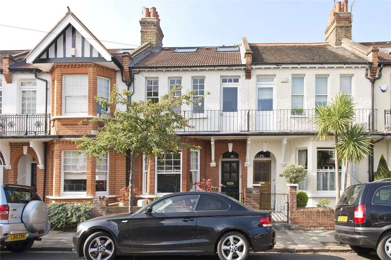 1 Bedroom Ground Flat for sale in Church Avenue, London, SW14