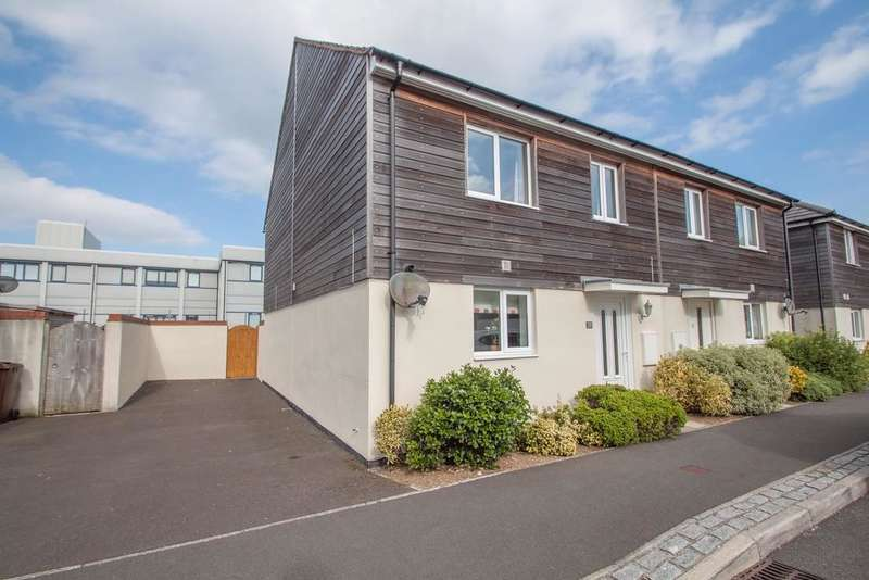 3 Bedrooms Semi Detached House for sale in Widewell, Plymouth