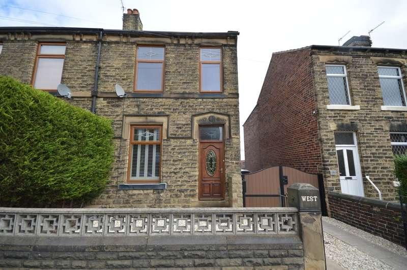 3 Bedrooms Semi Detached House for sale in Station Road, Ossett