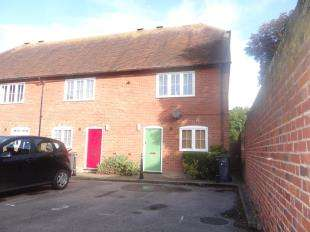 2 Bedrooms End Of Terrace House for sale in Boleyn Court, Lower Chantry Lane, Canterbury, Kent