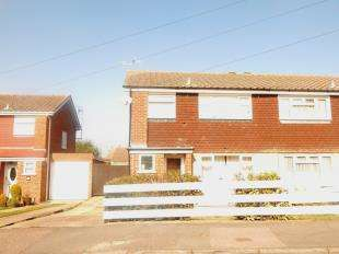 3 Bedrooms Semi Detached House for sale in Raleigh Way, Minster On Sea, Sheerness, Kent