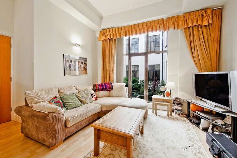 2 Bedrooms Flat for sale in Prescot Street, London E1