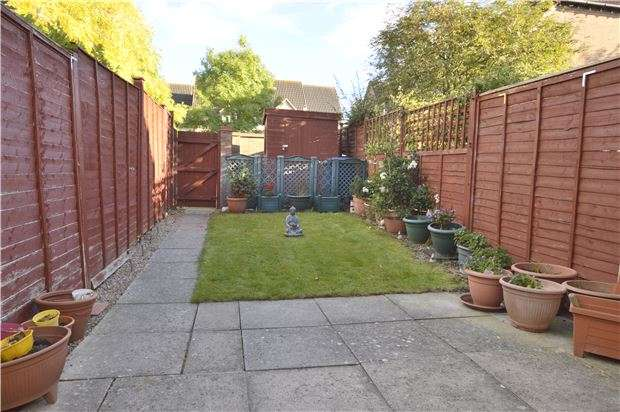 2 Bedrooms Terraced House for sale in Little Acorns, Bishops Cleeve, CHELTENHAM, Gloucestershire, GL52 7YP