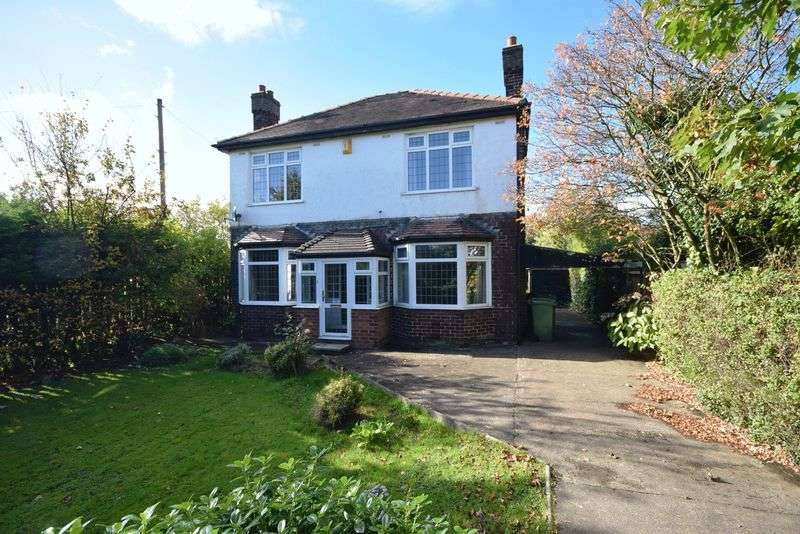 4 Bedrooms Detached House for sale in Prescot Road, Widnes