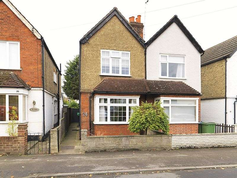 2 Bedrooms Semi Detached House for sale in Ditton Hill Road, Surbiton, KT6