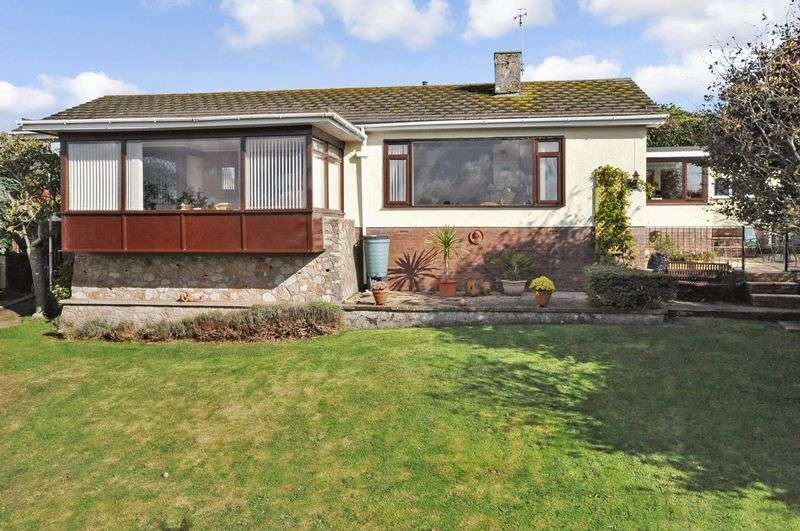 3 Bedrooms Detached Bungalow for sale in The Rowans, Court Road, Torquay