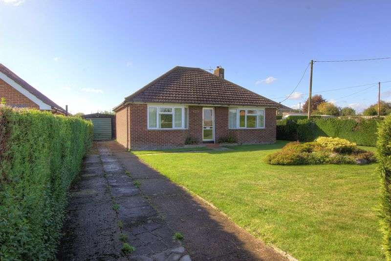 3 Bedrooms Detached Bungalow for sale in Ower, Nr Romsey, Hampshire