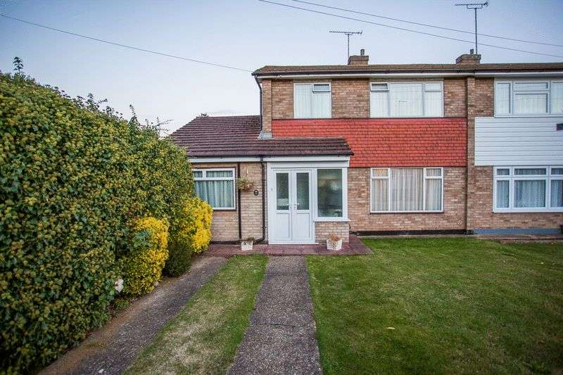 4 Bedrooms Semi Detached House for sale in Hudson Road, Leigh-On-Sea