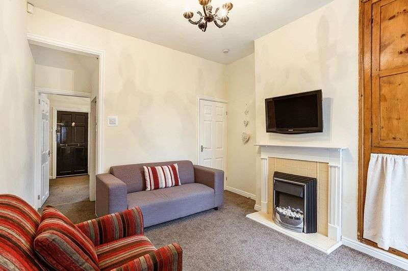2 Bedrooms Terraced House for sale in Waggs Road, Congleton