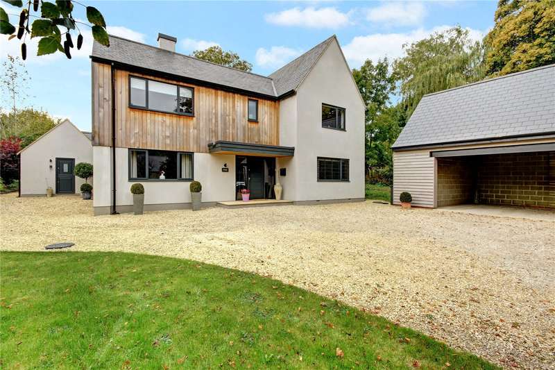 5 Bedrooms Detached House for sale in Silver Street, South Cerney, Cirencester, Gloucestershire, GL7