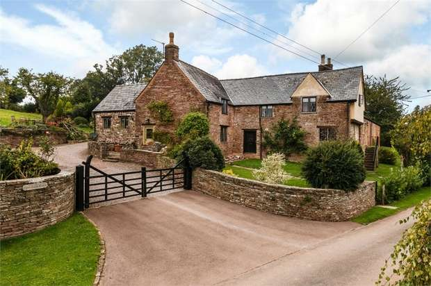 5 Bedrooms Detached House for sale in Etloe, Blakeney, Gloucestershire