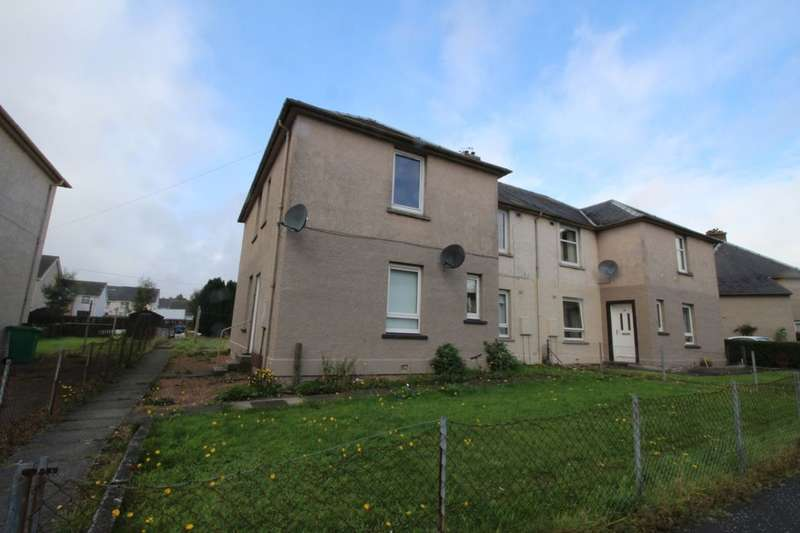 3 Bedrooms Flat for sale in Hawthorn Terrace, Thornton, Kirkcaldy, KY1