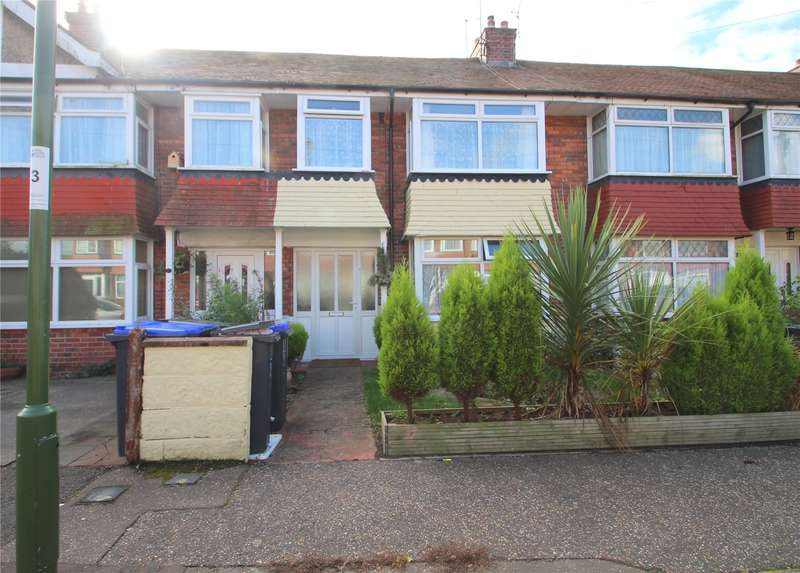 3 Bedrooms Terraced House for sale in Belvedere Avenue, Lancing, West Sussex, BN15