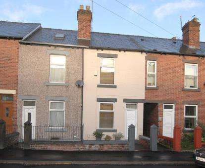 3 Bedrooms Terraced House for sale in Slate Street, Sheffield, South Yorkshire
