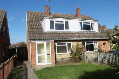 3 Bedrooms Semi Detached House for sale in St. Swithins Drive, Lower Quinton, Stratford-upon-Avon