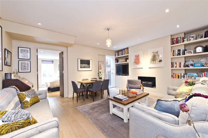 2 Bedrooms Flat for sale in Shirland Road, London, W9