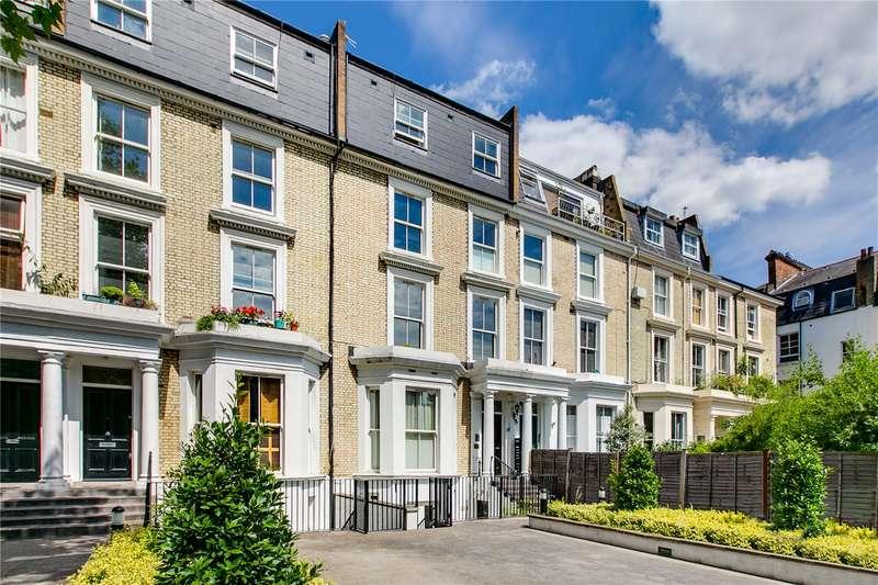 1 Bedroom Flat for sale in Elsham Road, London, W14