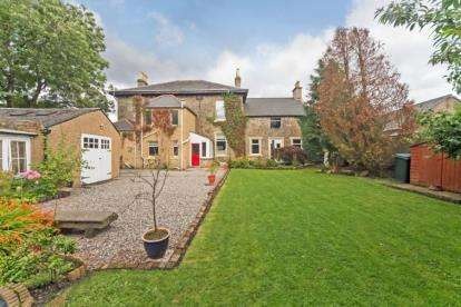 6 Bedrooms Detached House for sale in Station Road, Slamannan