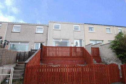 3 Bedrooms Terraced House for sale in Carbarns West, Wishaw
