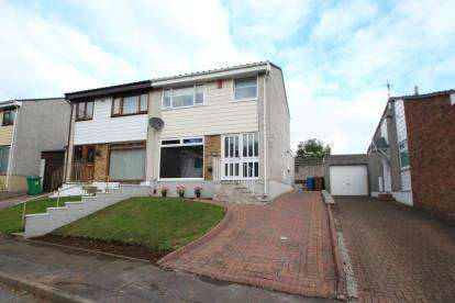 3 Bedrooms Semi Detached House for sale in Hillcrest Avenue, Kirkcaldy