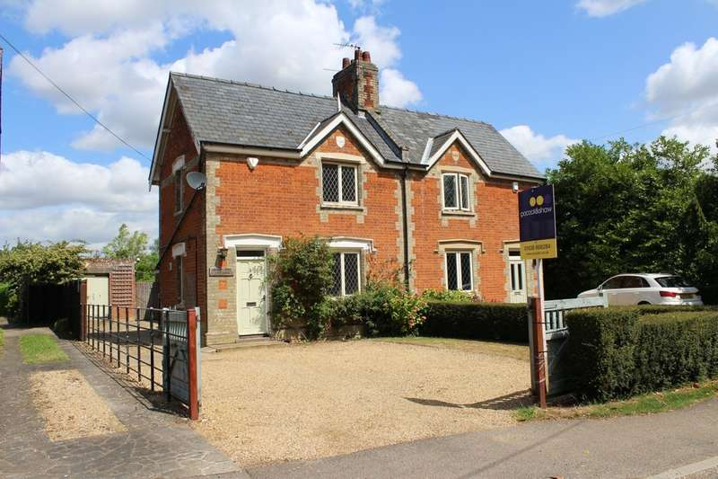 3 Bedrooms Semi Detached House for sale in Ditton Green, Woodditton
