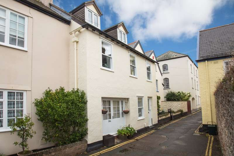 3 Bedrooms Terraced House for sale in Ferry Road, Topsham