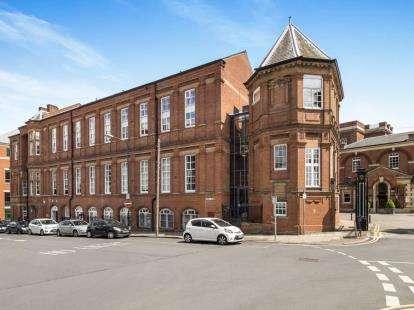 1 Bedroom Flat for sale in Charles House, Park Row, Nottingham, Nottinghamshire