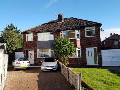 3 Bedrooms House for sale in Deansgate Lane, Timperley, Altrincham, Greater Manchester