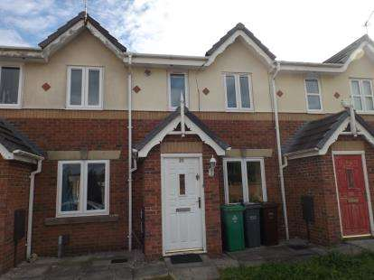 2 Bedrooms Terraced House for sale in Scholars Drive, Withington, Manchester, Greater Manchester