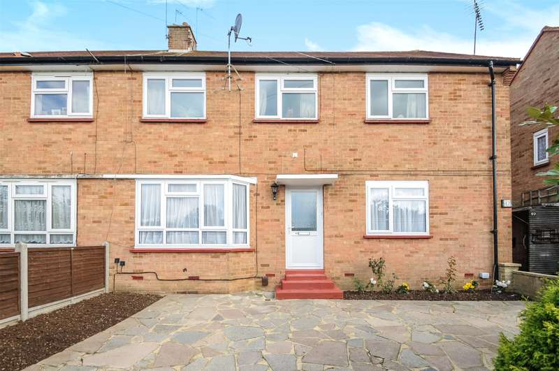 2 Bedrooms Maisonette Flat for sale in Broadwater Gardens, Harefield Village, Middlesex, UB9