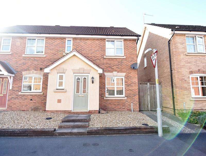 3 Bedrooms Terraced House for sale in Railway Walk, Bromsgrove