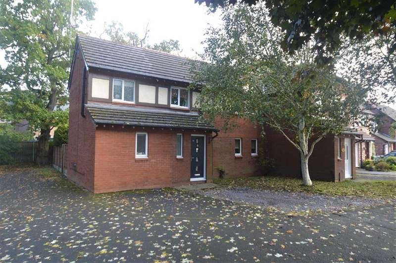 3 Bedrooms Property for sale in Home Farm Avenue, Macclesfield