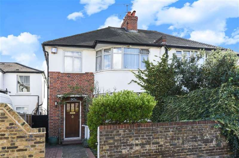 3 Bedrooms Property for sale in Kings Road, Kingston Upon Thames