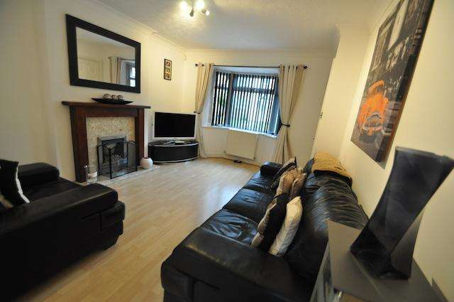 2 Bedrooms Terraced House for sale in Barleigh Croft, Hull, HU9 4UF