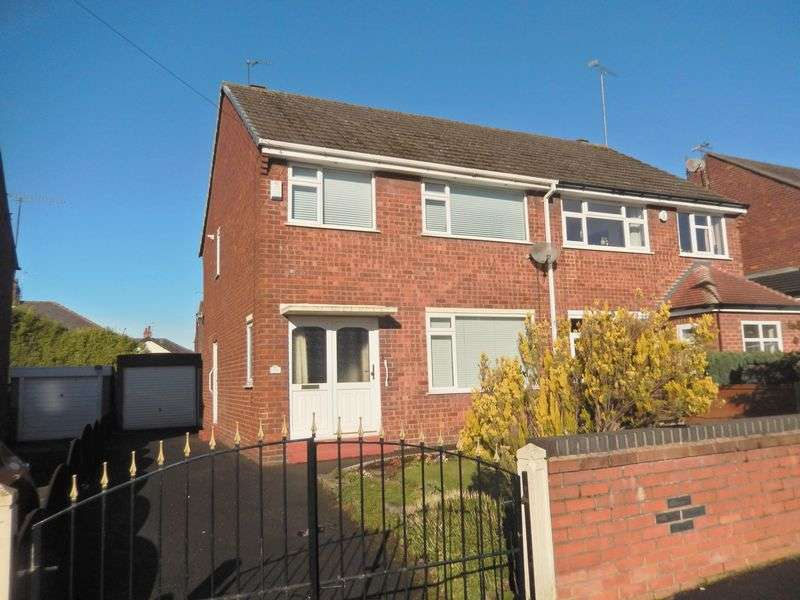 3 Bedrooms Semi Detached House for sale in Tracy Drive, Newton-Le-Willows