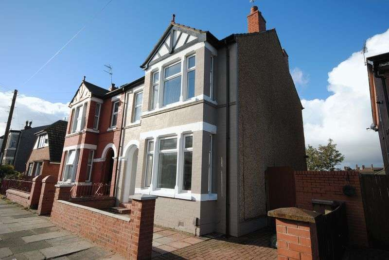 4 Bedrooms Semi Detached House for sale in Knutsford Road, Moreton