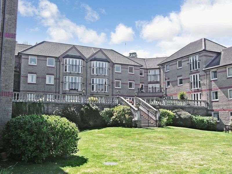 1 Bedroom Retirement Property for sale in Briary Court, Cowes, PO31 8BT