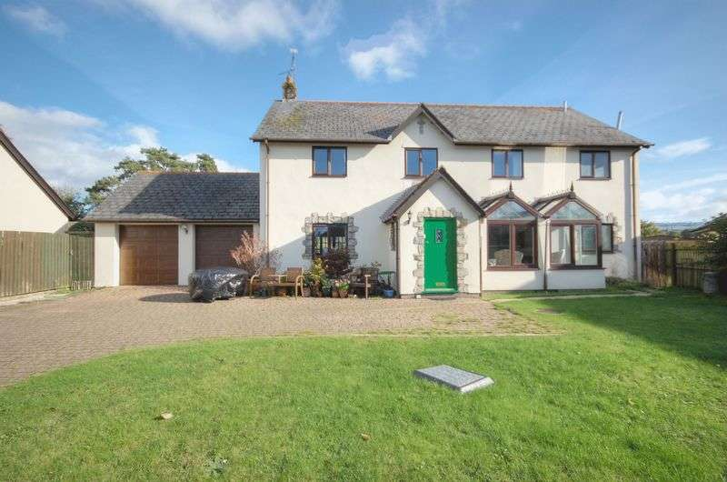 4 Bedrooms Detached House for sale in 10 Penmark Farm, Penmark, CF62 3BP