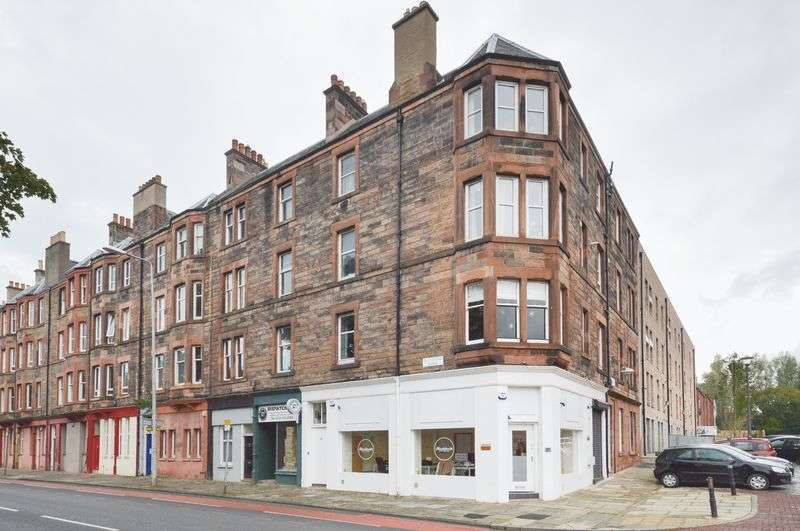 2 Bedrooms Flat for sale in 35 1F3 Slateford Road, Slateford, Edinburgh, EH11 1PA