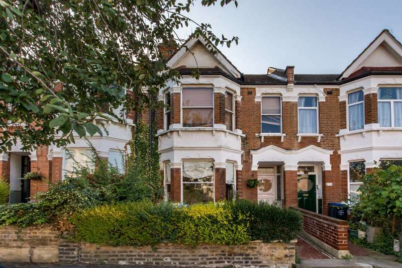 3 Bedrooms Flat for sale in Ridley Road, Kensal Green, NW10