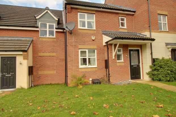 3 Bedrooms Terraced House for sale in Panama Rd, Burton-On-Trent, Staffordshire, DE13 0SQ