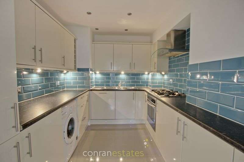 2 Bedrooms Flat for sale in Brownspring Drive, New Eltham SE9