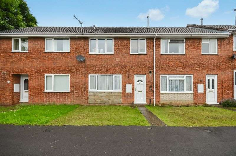 4 Bedrooms Terraced House for sale in 15 Glendon Close, Lincoln, LN5 9TS