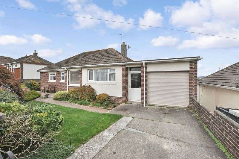 3 Bedrooms Detached Bungalow for sale in Laura Grove, Preston, Paignton