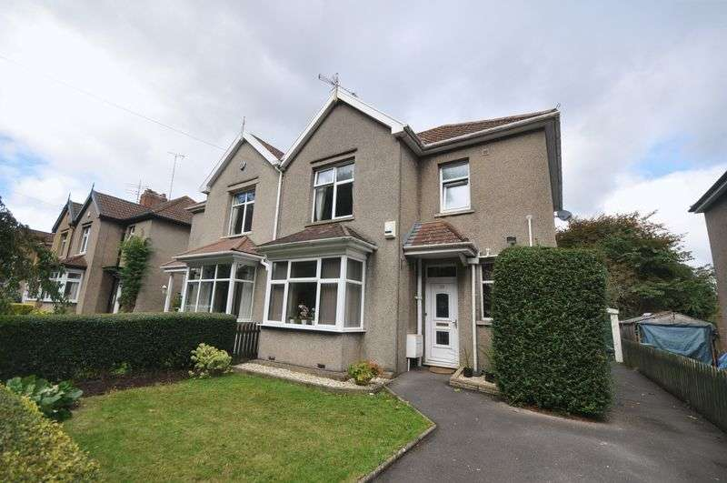 3 Bedrooms Semi Detached House for sale in South View Staple Hill